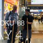 【四国八十八ヶ所】4日目!徳島の大自然を感じながら、外国人との新しい出会いがあった1日でした。