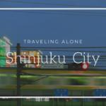 「一人旅」四国八十八ヶ所に行く途中に出会った新宿駅の人ゴミ。会社員時代以来の新宿だ…。