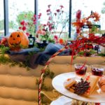 アリスの秋のパーティ&ハロウィンパーティー!人生初のアフターヌーンティーを体験