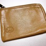 アランジアロンゾのお財布を頂いた!色はランダムだったけど一番いいのがきた