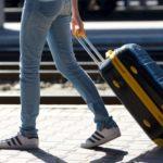 人生で必要な物はキャリーバッグ一つに入るくらいでいい。